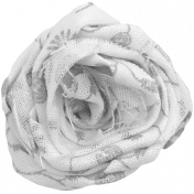 Fabric Flower Template 057