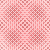 Let's Get Festive- Pink Ornamental Paper
