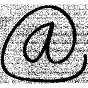 Punctuation Doodle Template 003
