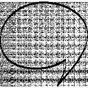 Speech Bubble Doodle Template 005