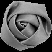 Fabric Flower Template 064