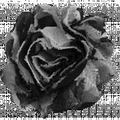 Fabric Flower Template 065