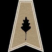 Toolbox Calendar- Leaf 3 Doodle Flag
