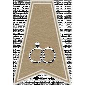 Toolbox Calendar- Rings Doodle Flag