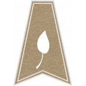 Toolbox Calendar- Leaf 2 Doodle Flag