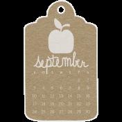Toolbox Calendar- September Doodle Date Tag 2