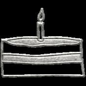 Toolbox Calendar- Metal Cake Doodle