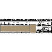Toolbox Calendar- Metal Arrow Doodle 06