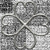 Toolbox Calendar- Metal Clover Doodle 2