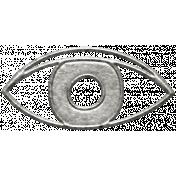 Toolbox Calendar- Metal Eye Doodle