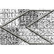 Toolbox Calendar- Metal Arrow Doodle 16