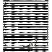 Toolbox Calendar- Metal Month Doodle Frame- July