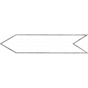 Toolbox Calendar- Metal Arrow Doodle 22