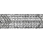 Toolbox Calendar- Metal Arrow Doodle 27