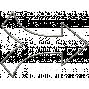 Toolbox Calendar- Metal Arrow Doodle 31