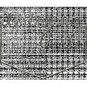 Toolbox Calendar- Metal Arrow Doodle 34