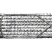 Toolbox Calendar- Metal Arrow Doodle 35