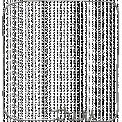 Toolbox Calendar- Metal Day Doodle Frame- Thursday