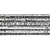 Toolbox Calendar- Metal Word Art- Tutoring