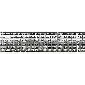 Toolbox Calendar- Metal Word Art- Ramadan