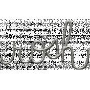 Toolbox Calendar- Metal Word Art- Rosh