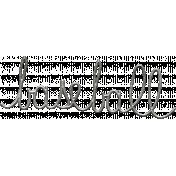 Toolbox Calendar- Metal Word Art- Baseball
