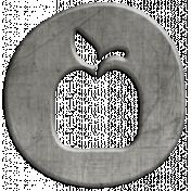 Toolbox Calendar- Apple Doodle Coin
