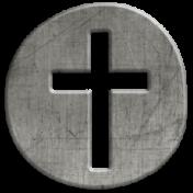 Toolbox Calendar- Cross Doodle Coin