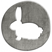 Toolbox Calendar- Rabbit Doodle Coin
