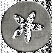 Toolbox Calendar- Starfish Doodle Coin