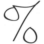 Bad Day- Percent Doodle