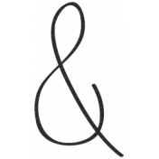 Bad Day- Ampersand Doodle