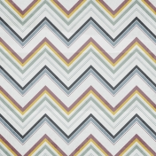 Bad Day- Colorful Chevrons Paper