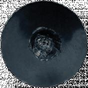 Bad Day- Dark Blue Button