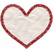 For The Love Of My Girls- Doodle Heart 4