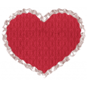 For The Love Of My Girls- Doodle Heart 2