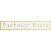 Our Special Day- Word Snippet- Bachelor Party