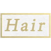 Our Special Day - Word Snippet - Hair