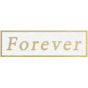 Our Special Day- Word Snippet- Forever