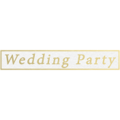 Our Special Day- Word Snippet- Wedding Party