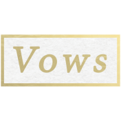 Our Special Day- Word Snippet- Vows