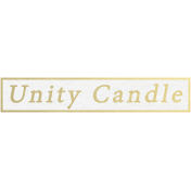 Our Special Day- Word Snippet- Unity Candle