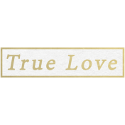 Our Special Day- Word Snippet- True Love