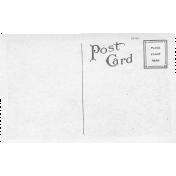 Postcard Template 001