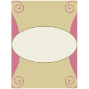 Layered Journal Card Template 010