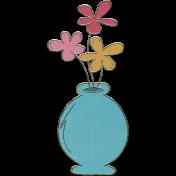 A Mother's Love-Vase Doodle