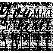 Word Art Template 082