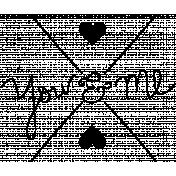 Word Art Template 083