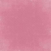 A Mother's Love- Medium Pink Dotted Paper