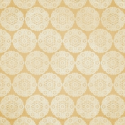 A Mother's Love- Yellow Doily Paper